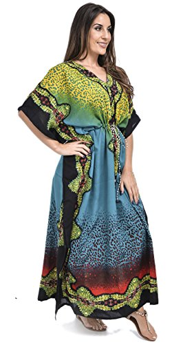 Nightingale Collection - Vestido - para mujer turquesa