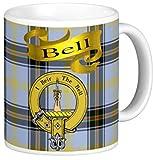 Scottish Clan Bell on 11 Oz%2E Ceramic C