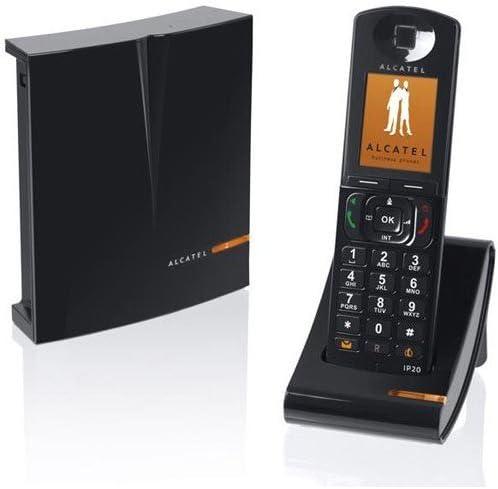 Alcatel Temporis IP1020 - Teléfono VoIP, Negro: Amazon.es: Electrónica