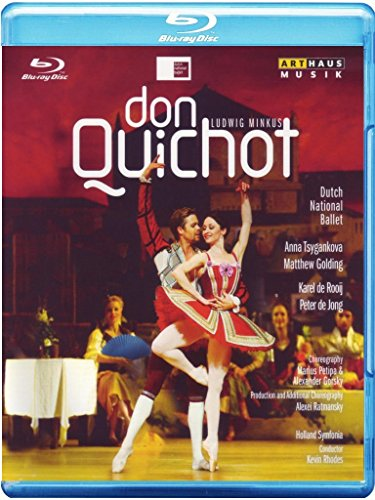 Matthew Golding - Don Quichot (Blu-ray)