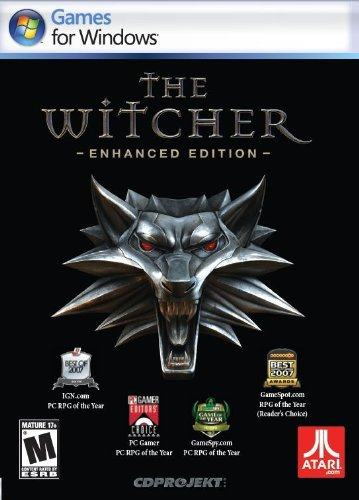 The Witcher Enhanced Edition - Directors Cut [Download] (Ati Radeon X1950 Xt)