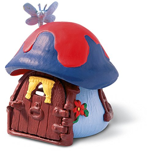 - Schleich Smurfs Cottage, Blue