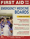 Best Emergency Nursing Books - First Aid for the Emergency Medicine Boards Third Review