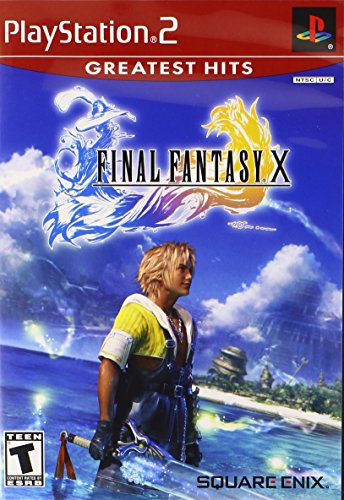 Final Fantasy X (Best Final Fantasy Game Of All Time)