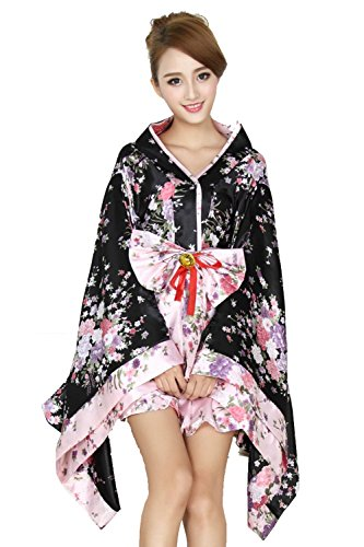 Anime Uniforms For Womens Japan Kimono Dress Cosplay Costume (Medium)