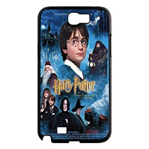 FOR Samsung Galaxy Note 2 Case -(DXJ PHONE CASE)-Harry Potter - The Marauder's Map-PATTERN 17