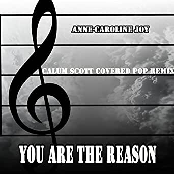 6653cf64b You Are The Reason (Calum Scott Covered Pop Remix) by Anne-Caroline ...