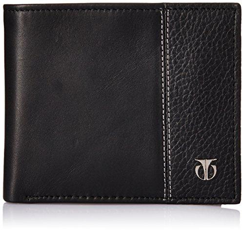 TITAN Black Leather Men #39;s Wallet  TW111LM1BK