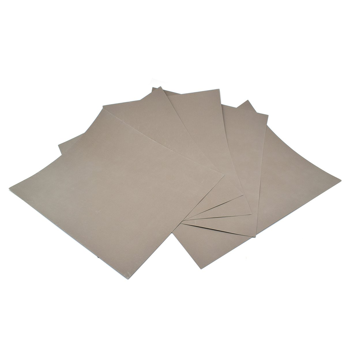 5 hojas –  grano 5000 impermeable papel mojado/seco carburo de silicio papel de lija tamañ o completo 230 * 280 mm KEEJEA