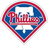 "Philadelphia Phillies 12"" Car Magnets"