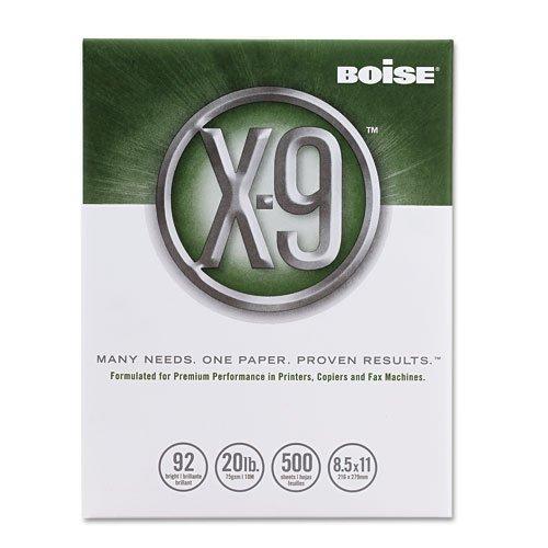 BOISE X-9 Multipurpose-Paper (OX9001-CTN) Photo #5