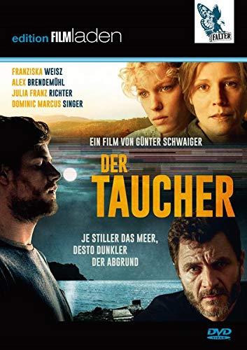 Cover: Der Taucher 1 DVD (circa 95 min + 11 min Bonus)
