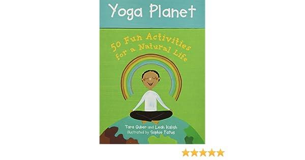 Yoga Planet Deck: Amazon.es: Tara Guber, Leah Kalish: Libros ...