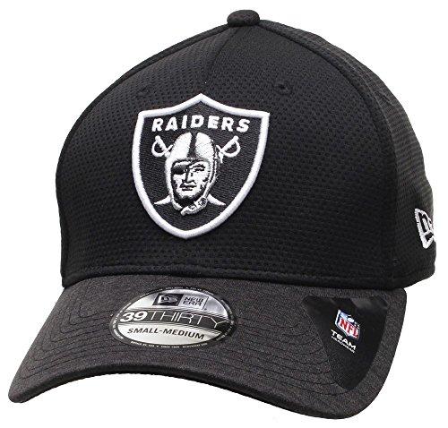 完全に急ぐディスコニューエラ (New Era) 39サーティ キャップ - SHADOW オークランド?レイダーズ (Oakland Raiders) ブラック