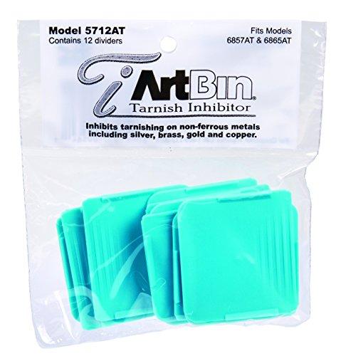 ArtBin Zerust Anti Tarnish Divider Packs