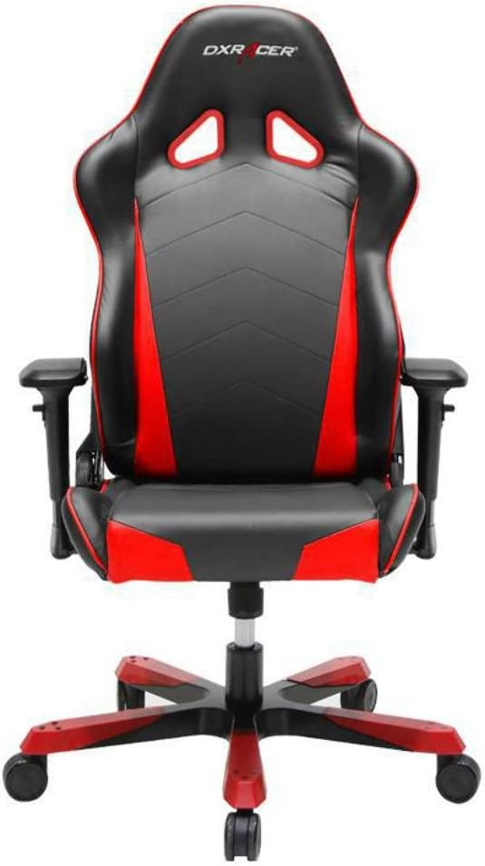 DXRacer OH TS29 NR Ergonomic, Computer Chair for Gaming, Executive or Home Office Tank Series Black Red