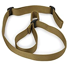 STI 2 Point Rifle Sling - Adjustable Gun Sling with FAST-LOOP and 1.25 inch Webbing for Hunting Sports and Outdoors