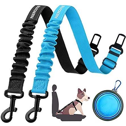 Dog Seat Belt,2 Pack Pet Car Seat Belts Adjustable...
