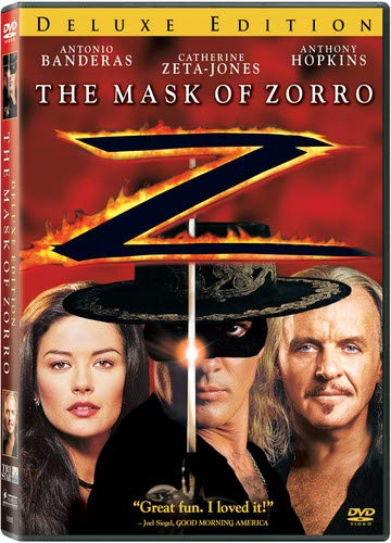 The Mask of Zorro (Deluxe -