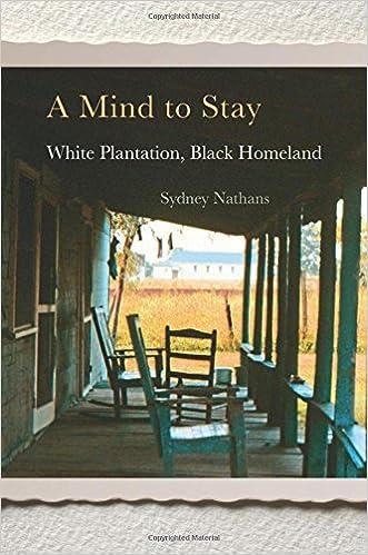 amazon a mind to stay white plantation black homeland sydney