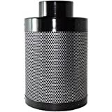 Covert Carbon Filter 4 x 12, 200 CFM