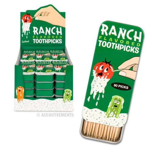 Accoutrements Ranch Toothpicks