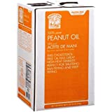 Bakers and Chefs 100% Peanut Oil, 35 Pound