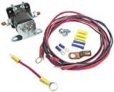 Allstar ALL76202 Solenoid Relocation Kit with Wiring Harness