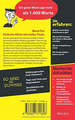 OfficeFortbildung.de | Rainer Schwabe | Autor & Computercoach