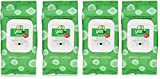 Best Facial Cleansing Wipes 2015 - Yes To Cucumber Soothing Hypoallergenic Facial Wipes, (120 Wipes)
