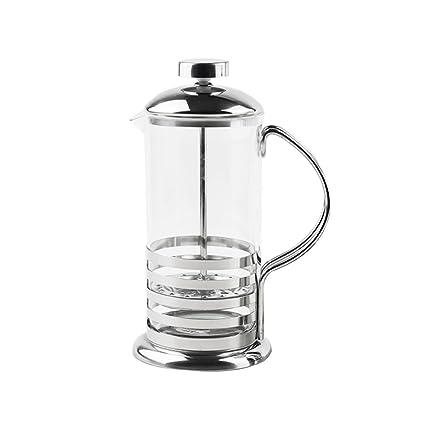 Oumosi - Tetera de Acero Inoxidable para café, café, café, percolador de té