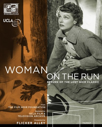 Woman on the Run (Newly Restored) [Blu-ray/DVD]