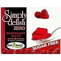 Simply Delish, Sugar-Free Jelly Dessert - Vegan, Gluten