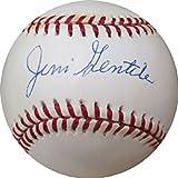 Jim Gentile Autographed / Signed Baseball