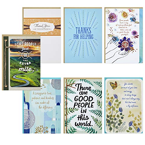 nections Thank You Card Assortment for Caring Connectors (7 Cards with Envelopes) ()