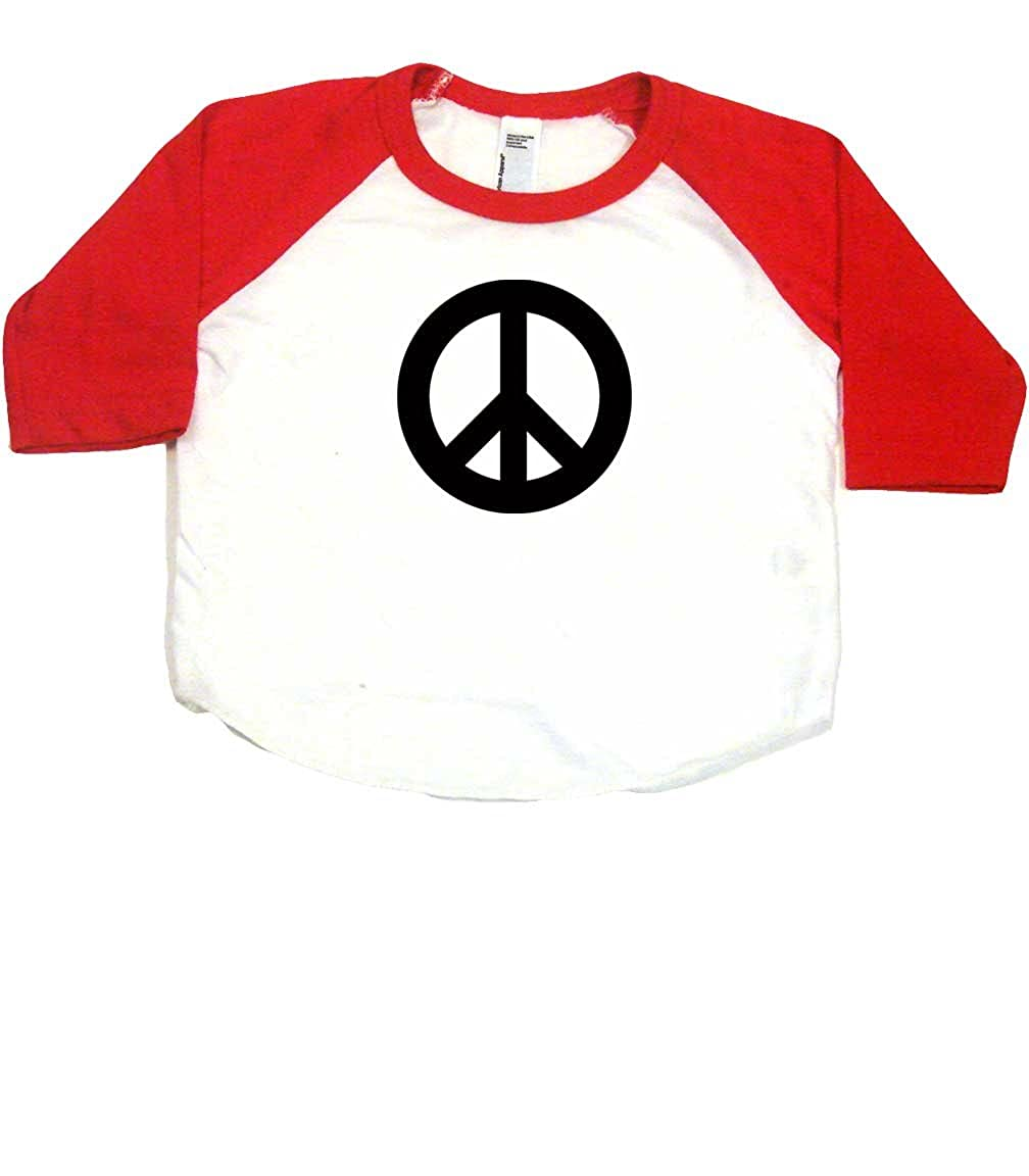Bodysuit Peace Sign Hippie Baby Clothes Onesie Cool Baby Gift T- Shirt