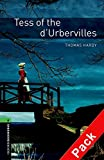 Oxford Bookworms Library: Oxford Bookworms 6. Tess of d'Urbervilles CD Pack: 2500 Headwords