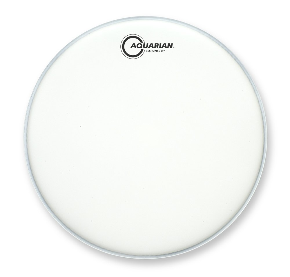 Aquarian Drumheads TCRSP2-20 Response 2 Coated 20-inch Bass Drum Head