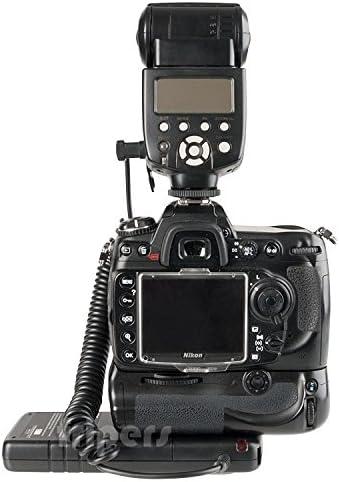 Jjc Blitz Batteriepack Für Canon 580ex Ii 580ex 550ex Mr 14ex Mt 24ex E4