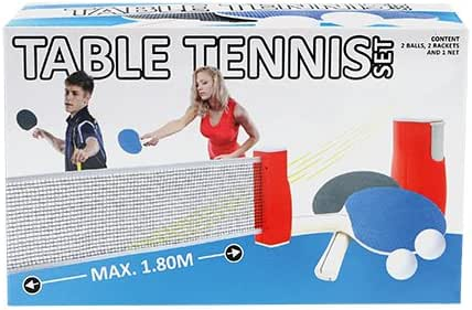 Speel Goed 63228/Osa Packing Table Tennis Set