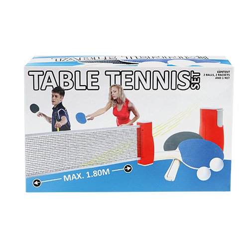 Speel Goed 63228 Osa Packing Table Tennis Set