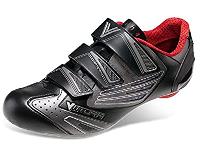 Vittoria V Flash Cycling Shoes,Black,42 EU/8.5 D US