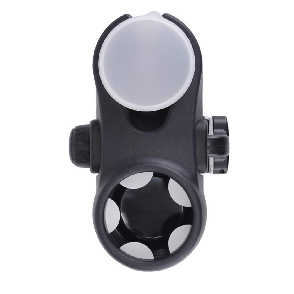 Toyvian Baby Carriage Cup Holder Stroller Cup Holder Pram Cup Holder Universal Portable Stroller Drinks Holder (Black) by Toyvian (Image #8)