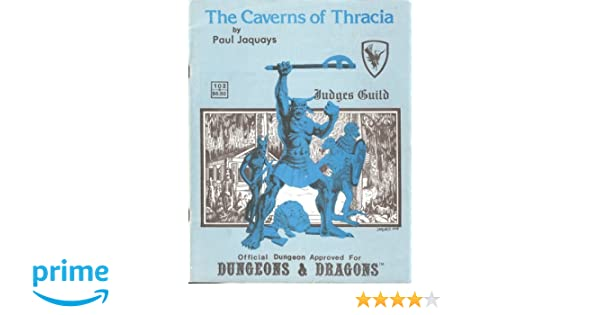 Caverns Of Thracia Pdf