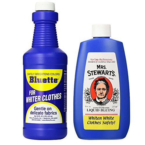 Buy the best detergent for white clothes
