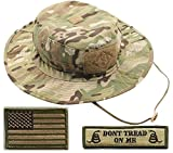 Operator Boonie Hat Bundle & Patches - USA/DTOM Multitan
