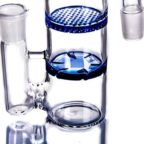 YangShop Two Layers Filter Heat Resistant Glass Crafts