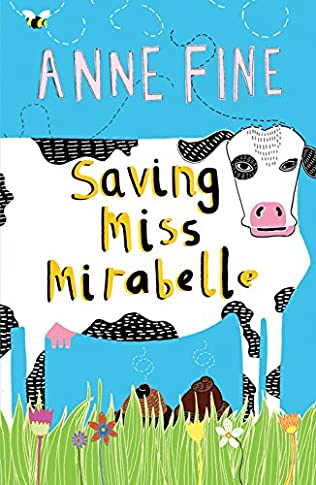 book cover of Saving Miss Mirabelle