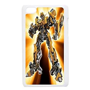iPod Touch 4 Phone Cases White Transformers2 CBE007664