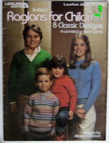 Knitted Raglans for Children (8 Classic Designs, 269)